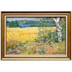 Le blé mûr