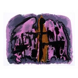 Suite de Pâques, L'ensevelissement