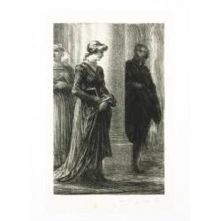 Les Maîtres chanteurs de Nuremberg; La rencontre de Walter et d'Eva, Acte 1