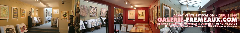Galerie Frémeaux & Associés