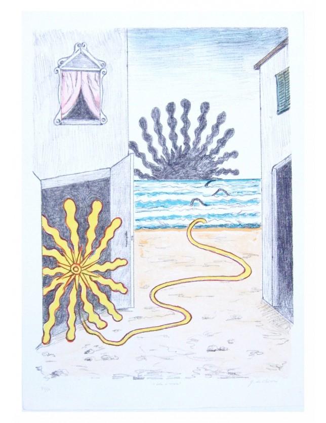 Sole et mare