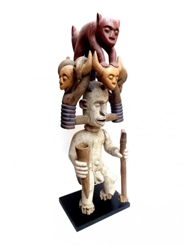 Masque Igbo Ikenga