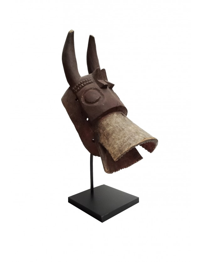 Masque-Cimier Antilope Mama