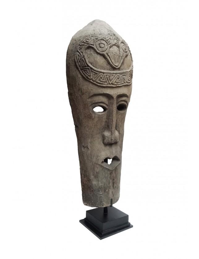 Masque des îles de la Sonde (Timor occidental)