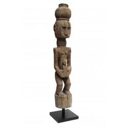 Statue des îles de la Sonde (Timor occidental), provenant de la tribu de Fatuleu