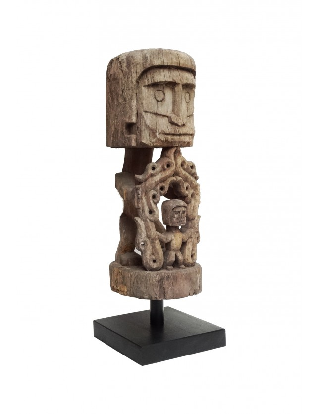 Statue Korwar