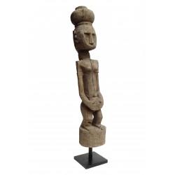 Statue des petites îles de la Sonde (Timor occidental), provenant de la tribu de Fatuleu