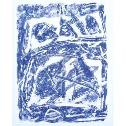 Composition bleue II