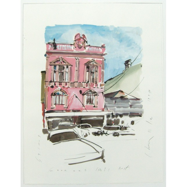 George Café Rest