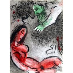 Adam et Eve chassés du jardin d'Eden