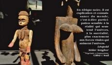 Art coutumier africain - Fonds permanent