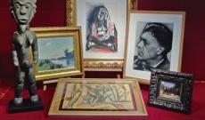 Cabinet de collectionneur