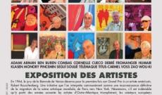 Art contemporain - Exposition des artistes