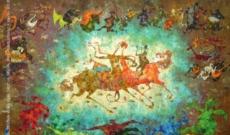 Chica - La traversée des apparences  - Rétrospective en 50 toiles, 1998-2009