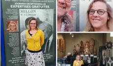 Estimations gratuites par Énora Alix, commissaire-priseur (Millon)